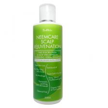 Ecoherbs NeemCare Scalp Rejuvenation Shampoo For Treating Premature White/Gray/Dry Hair & Beginning Stage Of Hair Loss - 200ml
