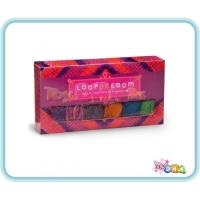 LOOPDELOOM 6 colours acrylic thread