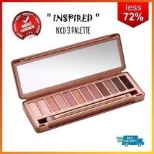 Inspired NKD 3 Eye Shadow Pallete