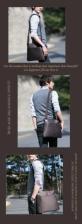 Korean Design Casual Unisex Canvas Shoulder Sling Bag