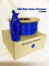 High Grade 3D Printer ABS Filament 1.75mm (Blue)