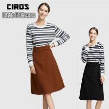Half-length Wool Skirt -N1997