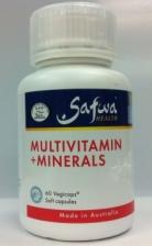 Safwa Multivitamin + Mineral 60's - HALAL