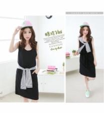 [PM-1961-5839] Fashion Woman Casual Wear Dress