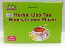 21st Century Herbal Lipo Tea Honey Lemon Flavor 24's