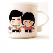 情侣变色杯 - 柴米油盐