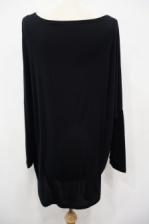 [PM-1971-6885] Stylish Women Fashion Loose Top Black