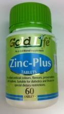 Gold Life Zinc-Plus 60's