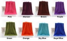 Premium 35x75cm Microfiber Ultra Soft Absorbent 400GSM Thick Towel