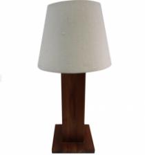 Handcrafted Studio Lamp 2