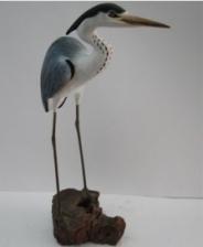 Handcrafted Egret 50cm