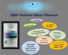 Deep Blue Health Sheep Placenta (13500mg x 60 softgel)