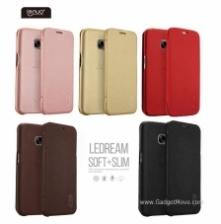 lenuo ledream Ultra Thin Galaxy S7 Edge PU Leather Case Flip Cover