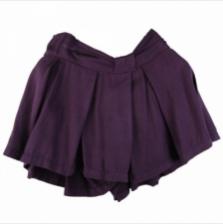 Lil Little Lovely Flared Skirt Purple
