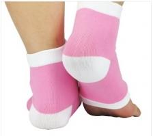 Gel Moisturizing Heel Socks - Crack Prevention Shock Reduction