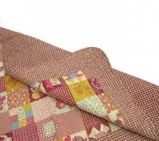 Patchwork Vintage Story Mat Carpet Rug 005