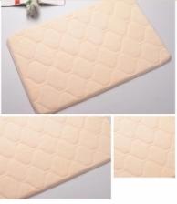 Absorbent Anti Slip Microfiber Memory Foam Chenille Rug BathMat Carpet