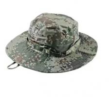 Outdoor Boonie Hat Camo Hiking Army Sun Block Brim Cowboy Fishing Boonie Cap Bonnie