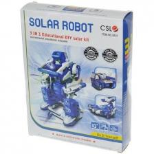 Kids Station 3 in 1 T3 Educational Solar Robot Kits