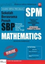 Cerdik Sekolah Berasrama Penuh SBP SPM Mathematics (Bilingual/Dwibahasa)