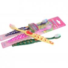 Kids Nano Antibacterial Toothbrush 2 In 1 Value Pack