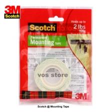 3M Scotch Permanent Mounting Tape - 24mm x 1M (124-1M)