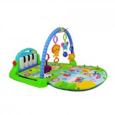 Babyqiner B880 Newborn Baby Music Pedal Piano Mat - Green