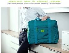 {JMI} Waterproof Nylon Foldable Travel Bag - 4 Colors