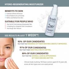 Hydro-Regenerating Moisturizer - formulated with Bird's Nest Essence (50ml)