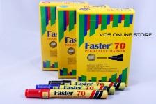 Faster 70 Permanent Marker Pen