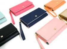 {JMI} DonBook Crown SmartPhone Wallet