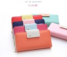 {JMI} ShinziKatoh Be Sweet Smart Wallet - 6 Colors