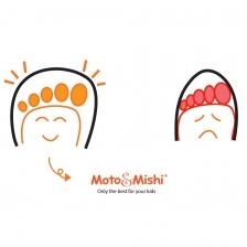 Moto&Mishi / Croco Ocean / C07B / Baby Shoe / Kid Shoe / Party Shoe / Wide Toe