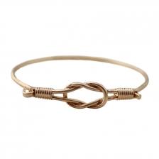 Button Alloy Bracelet 5.7cm - BC147