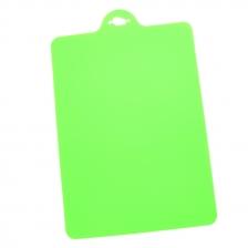 Anti-Slip Kitchen Flexible Cutting Board Chopping Board (Green)