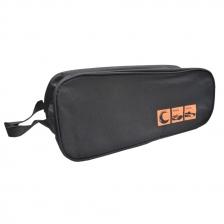 Travel Shoe Organizer Bag (Black)