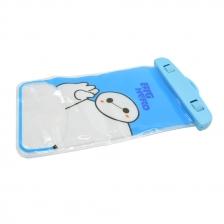 Cartoon PVC Waterproof Underwater Phone Case Pouch (Baymax)