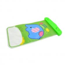 Cartoon PVC Waterproof Underwater Phone Case Pouch (Elephant)