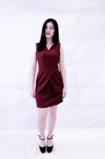 MC'B Ruby Dress
