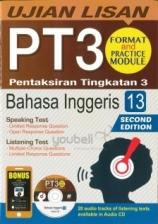 SASBADI Ujian Lisan PT3 Tingkatan 3 Bahasa Inggeris