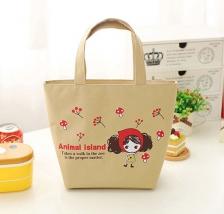 {JMI} E&D Iconic Oxford Nylon Lunch Bag - ED-07