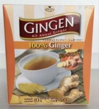 Gingen Instant Ginger 5g x 10's