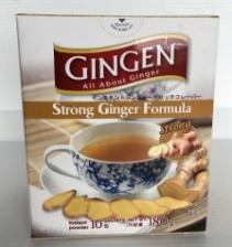 Gingen Instant Ginger Strong Formula 18g x 10's
