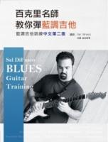 藍調吉他訓練 中文第二版(附DVD)