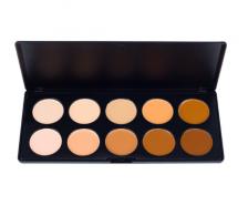 10 Color Make up Concealer Palette