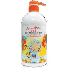 AROMAKIDS 2 IN 1 BABY SHAMPOO & BATH