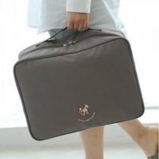 {JMI} FunnyMade Nylon Travel Organizer Bag #0029 - 4 Colors