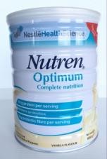 Nutren Optimum Vanilla 800g