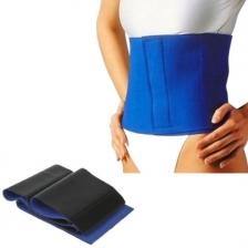 Waist Sweat Belt Wrap Fat Burner Slimming Exercise Body Leg