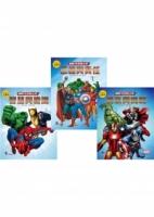 Marvel超級英雄品德指南(套書)